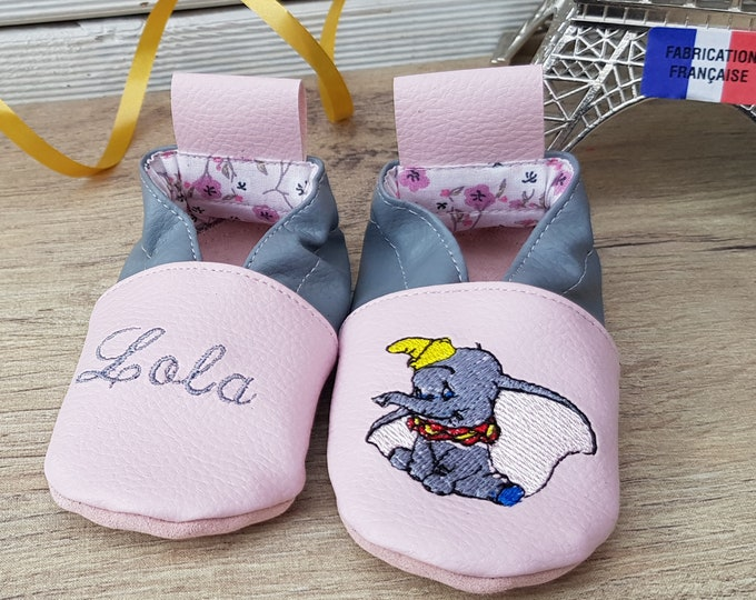 fairy soft slippers, fairy leather soft slippers