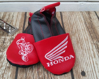 honda soft slippers, motocross slippers