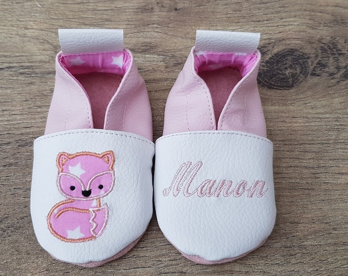 fox soft slippers, soft slippers,