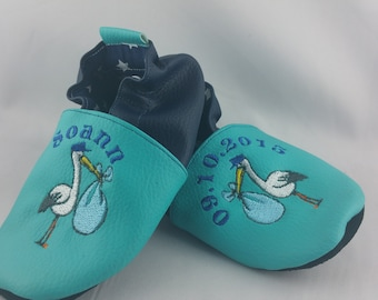 stork soft slippers, leather soft slippers, soft slippers
