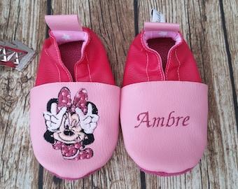 Minnie soft slippers