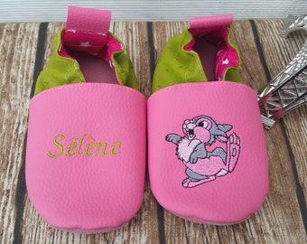 rabbit soft slippers, panpan soft slippers, disney soft slippers
