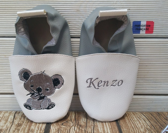 Koala soft slippers