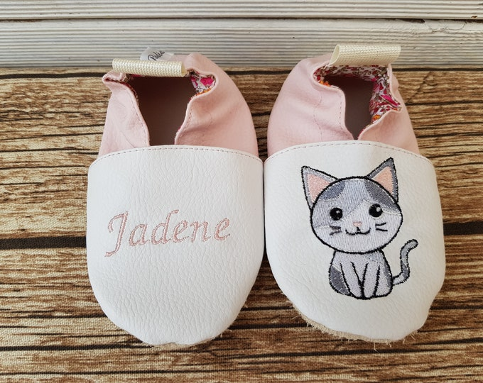 Cat soft slippers, soft slippers