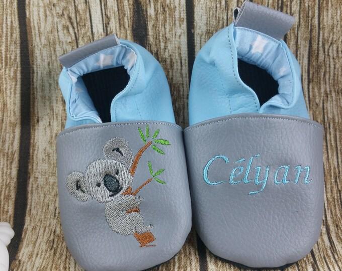 Koala soft slippers