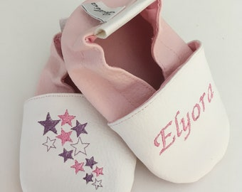 stars soft slippers