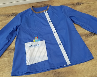 child's blouse, school blouse