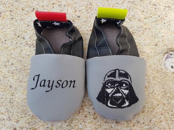 starwars soft slippers, darkvador soft slippers