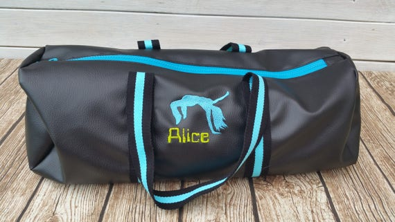 personalized bag duffle, personalized bag dance