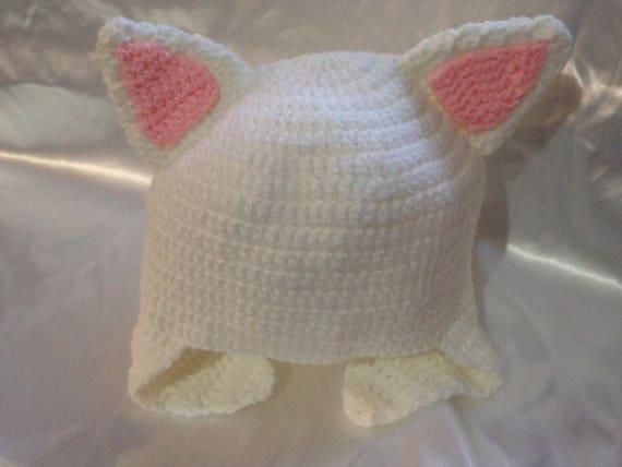 b81d33cb7367 Bonnet péruvien Oreilles de chat crocheté en   Etsy