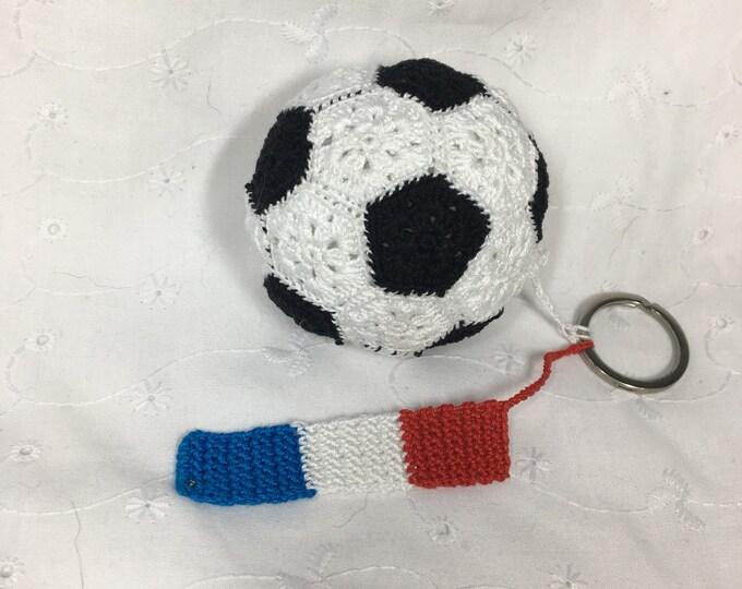 Football key holder