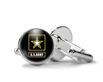 Army Cufflinks PM-509