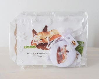 Surprise gift bag - Fox