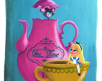 Tea Time with Alice