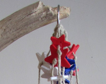 Bird Toys/Parrot Toys/Hanging Bird Toys/Pet Toys/Pet Supplies/Wind Chime Toy/Pet Gifts/Rat Toys/Ferret Toys/Sugar Glider Toys/Rodent toys