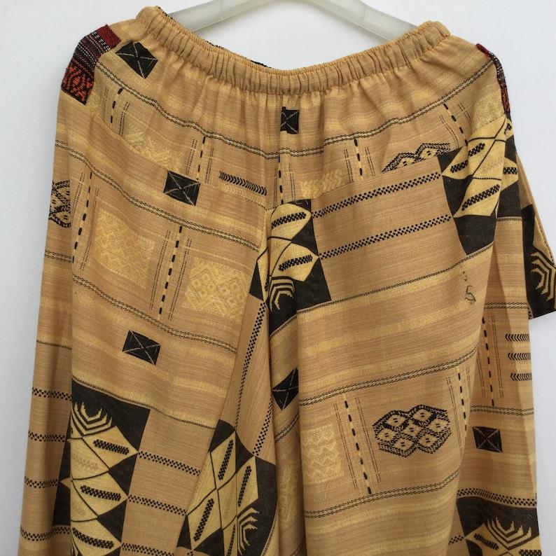 Harem pants Hot price !!!! Trousers Tribal pants from ChiangMai Thailand Hippie yoga pants Hmong pants PG14 Alladin pants