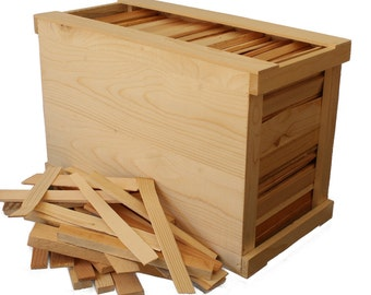 Kindling - wood 6 kg, top quality untreated spruce - larch - pine. Price includes shipping and VAT!