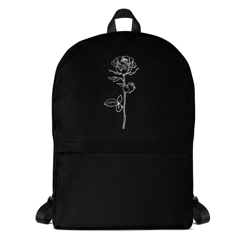 Dead Dreams Backpack Tumblr Hipster Grunge Aesthetic image 0