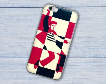 Jailhouse Rock, iPhone Case, iPhone 8 Case, iPhone 8 Plus Case, iPhone X Case, iPhone 7 Plus Case, iPhone 6 Case, iPhone 6S Case
