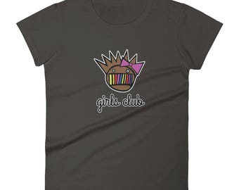 Women's Girls Club short sleeve t-shirt