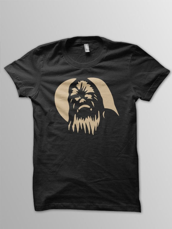 Star Wars Chewbacca Text Camiseta para Hombre