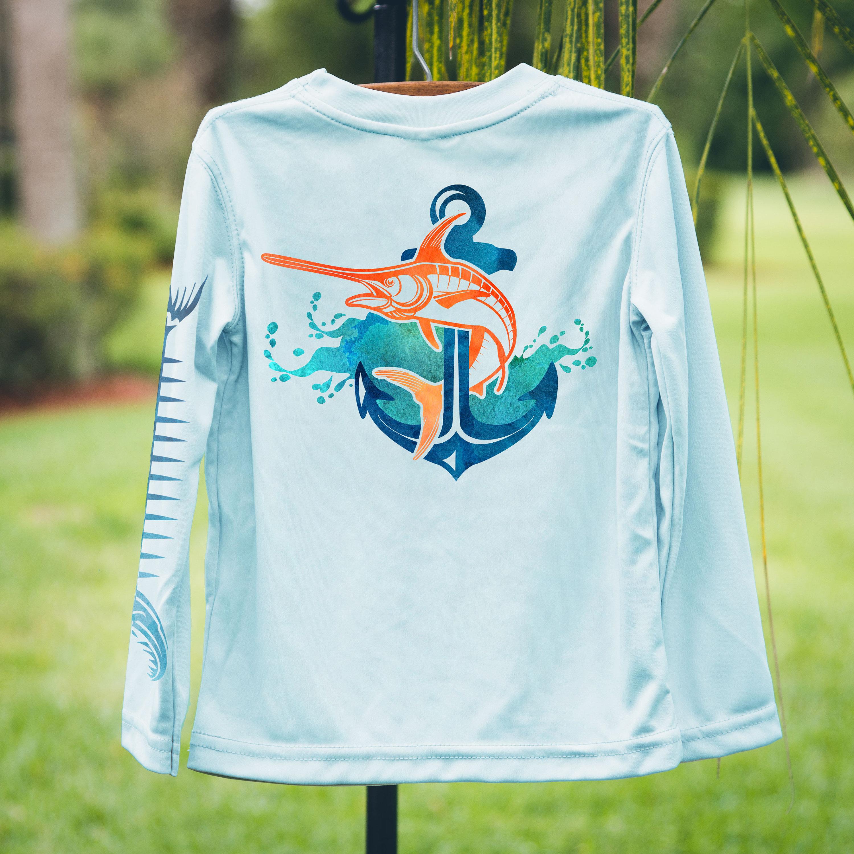 Custom Fishing Trip Shirts Upf 50 Rash Guard Fishing Shirts Etsy