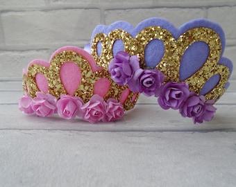 Tiara birthday crown birthday tiara princess crown pretty dressing up tiara glitter headband girls tiara crown queen princess wedding