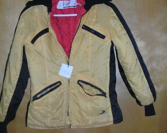 dd1270dce5eed Vintage Ski Doo - Bombardier - Ladies - Womens - Snowmobile Jacket / Coat  1970's Size Small