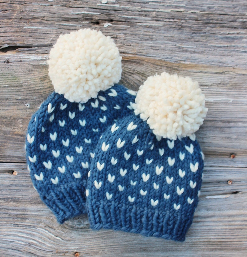 53ba6352fe6e0 Mommy and Me Hats Matching Hats Matching Beanies Baby