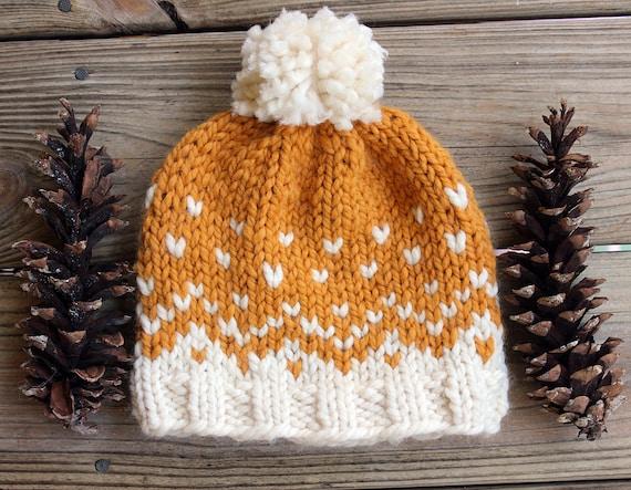 380f2cb8558 Pom Pom Beanie for Kids Baby Pom Beanie Large Pom Pom Hat