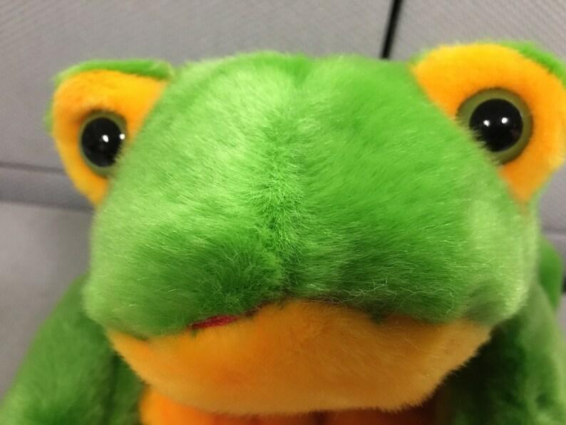 f3f69fa80c1 Ty Beanie Buddies Smoochy the Frog