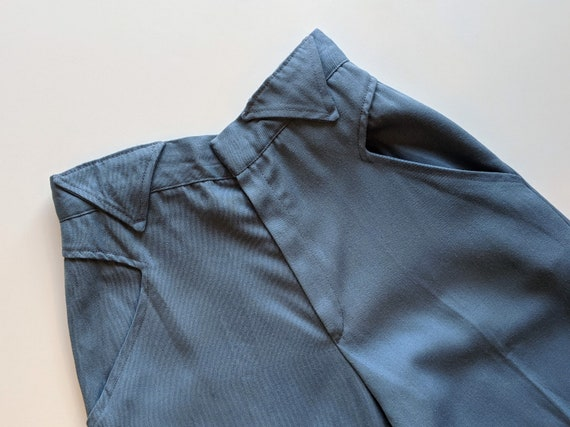 1970s Bell Bottom Pants Size 7 - image 3