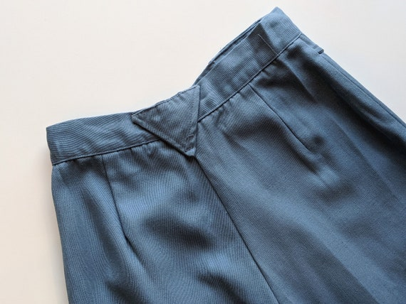 1970s Bell Bottom Pants Size 7 - image 6