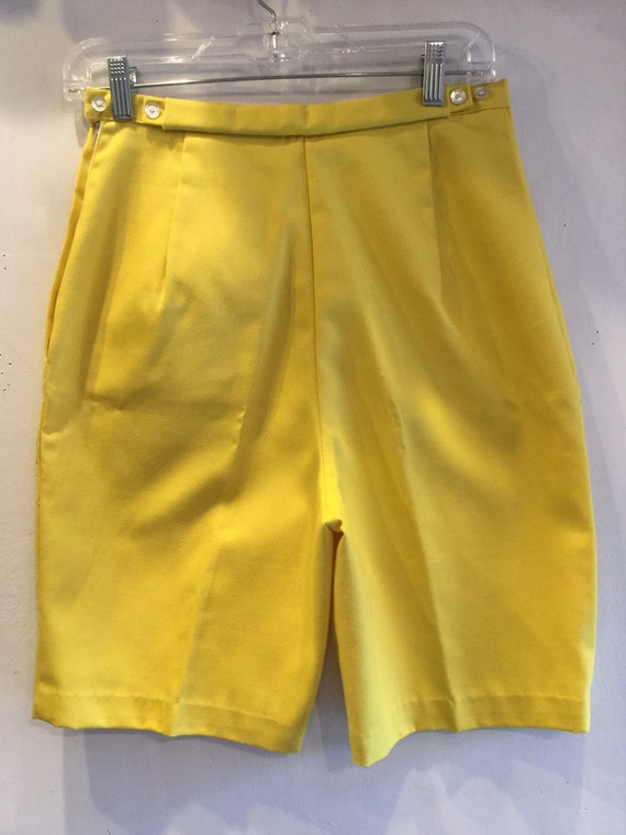Bermuda Shorts 1960s Tailored By Shapely Classic … - image 3