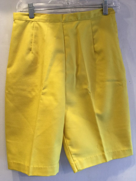 Bermuda Shorts 1960s Tailored By Shapely Classic … - image 2