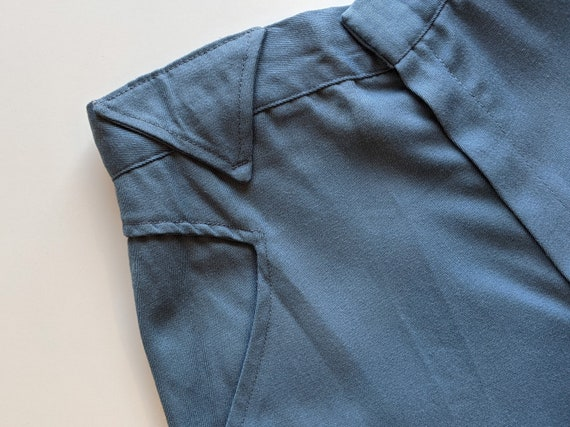1970s Bell Bottom Pants Size 7 - image 4