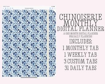 Digital Planner, GoodNotes Planner, iPad Planner, Digital Planner for GoodNotes, PDF Planner, Undated Digital Planner, Android Planner