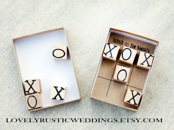 Rustic Wedding Favors Set Of 20 Hugs And Kisses Wedding Favors Etsy
