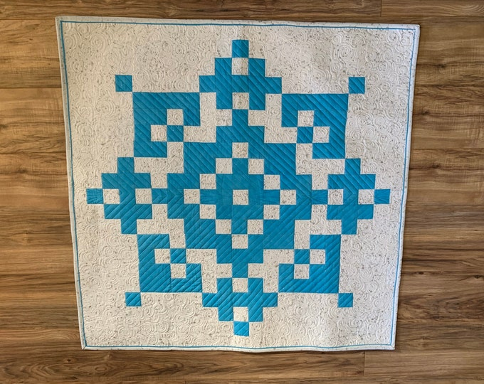 Sew Sweet Snowflake Wall Art