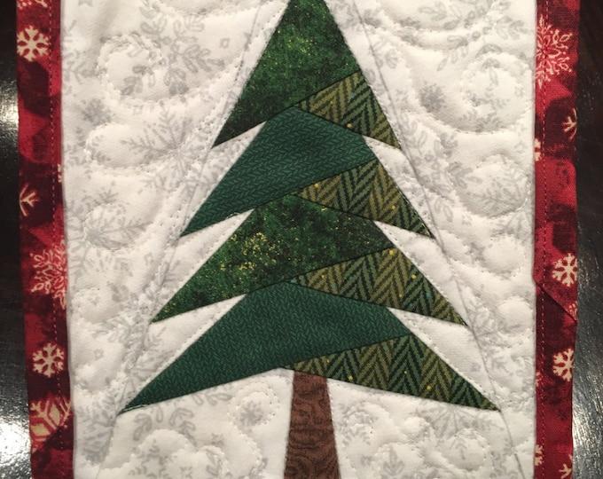 Mini Wilderness Christmas Tree, Decor, Holidays