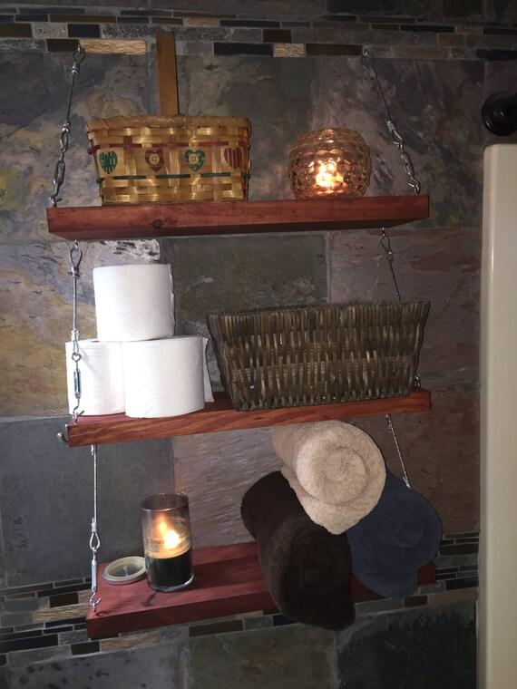 Hängenden Regale Badezimmer Regal Hängeregal Bücherregal | Etsy