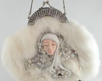 "Wedding purse ""Ekaterina of Siberia"""