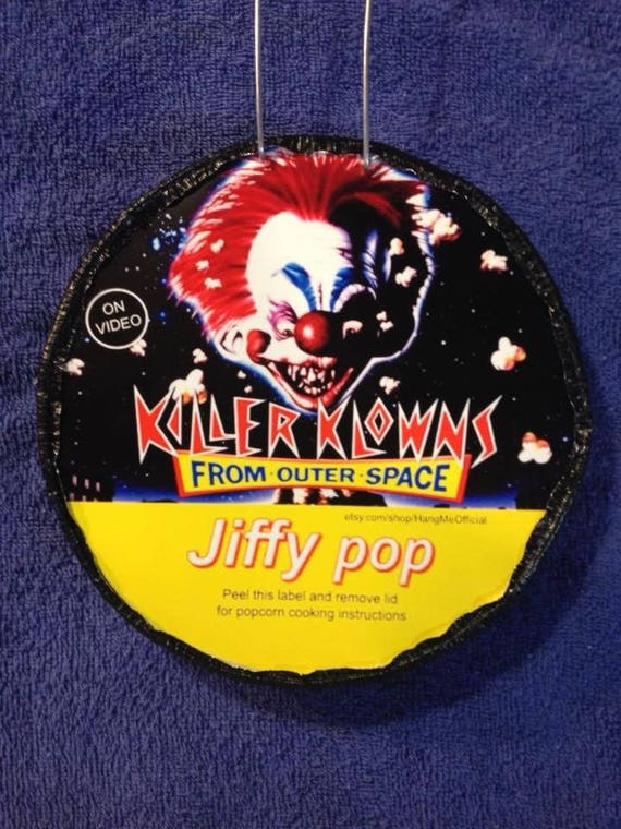 Killer Klowns Jiffy Pop Etsy