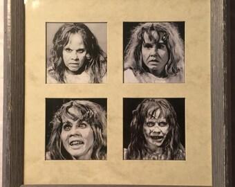 The Exorcist– Regan's make up demos.