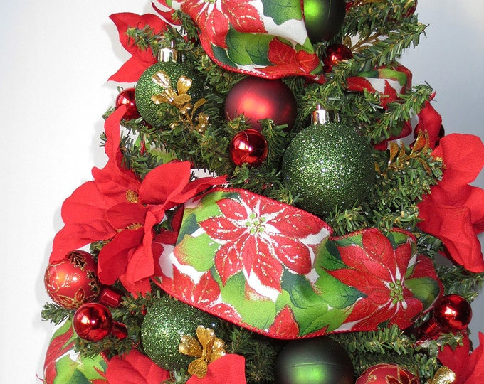 Christmas Topiary Decor.Christmas Trees Wild4color