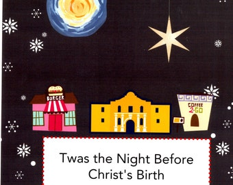 Twas' the Night Before Christ's Birth