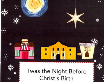 Twas the Night Before Christ's Birth