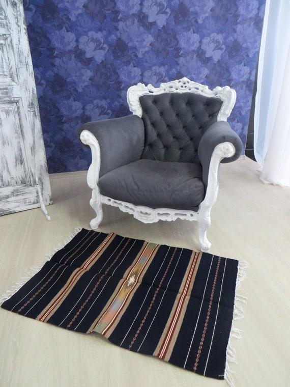 Tappeto in lana beige, tappeto camera da letto, tappeti intessuti, tappeto  fatto a mano, coperta di Area, focolare tappeto, binario a terra, tappeto  ...