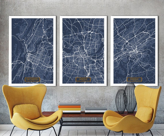 3 Maps Set NASHVILLE CHATTANOOGA KNOXVILLE Tennessee Canvas Map Wall Knoxville City Street Map on knoxville iowa city map, knoxville courthouse, knoxville tennessee on map, knoxville railroad map, knoxville old city map, knoxville md map, knoxville sites, knox tn map, knoxville old city historic district, knoxville zip code map, knoxville road map, west knoxville tn map, knoxville suburbs, knoxville area map, knoxville lakes, knoxville ia map, knoxville smokies, johns creek ga zip code map, west town mall knoxville map,