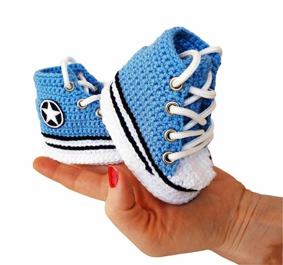 Newborn Chuck Taylor Knit Booties Chuck